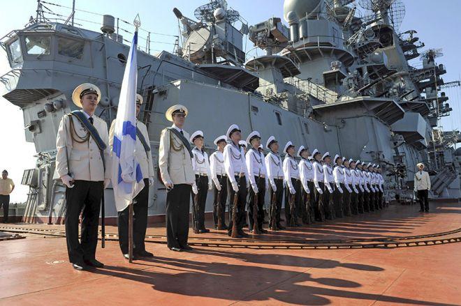 Непрерывная база вТартусе даст возможность увеличить число русских кораблей врегионе— Сенатор